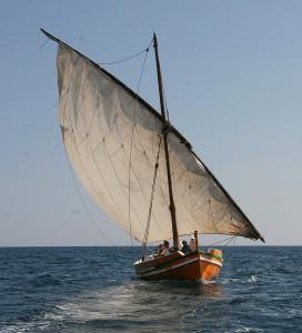 L'asssociation Voile latine de SËte et du bassin de Thau, organise tous les quatre ans une rencontre amicale o˘ sont invitÈs toutes les amis de la voile latine. Cette annÈe, l'association s'est consacrÈe ‡ la restauration et la mise en fonctionnement du chantier naval de la Plagette.